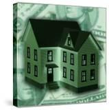 Money Behind House