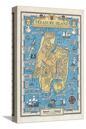 monro-s-orr-map-of-treasure-island