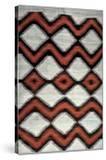 Navajo Blanket  North American Indian  19th Century