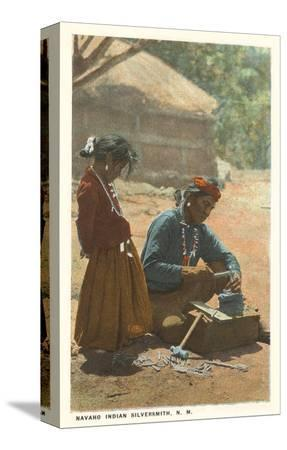 navajo-silversmith-new-mexico