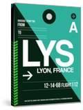 LYS Lyon Luggage Tag II