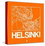 Orange Map of Helsinki