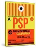 PSP Palm Springs Luggage Tag I
