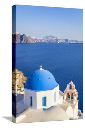 neale-clark-greek-church-with-blue-dome-and-pink-bell-tower