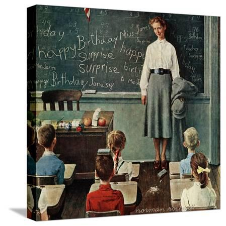 norman-rockwell-happy-birthday-miss-jones-march-17-1956