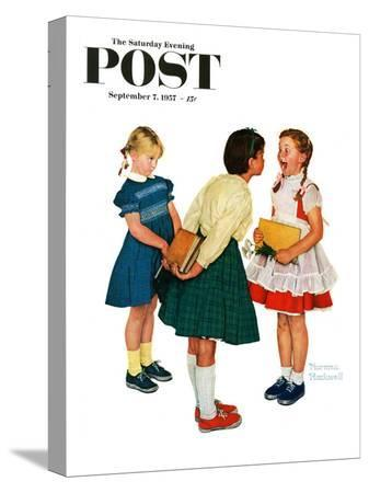norman-rockwell-missing-tooth-saturday-evening-post-cover-september-7-1957