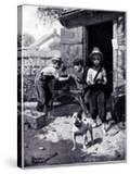"""Slim Finnegan"" B  July 8 1916"