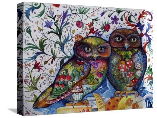 oxana-zaika-middle-ages-owls