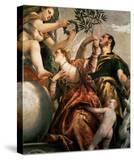 Allegory of Love: The Happy Union  Around 1570
