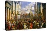 The Wedding at Cana  Photograph Before Restoration