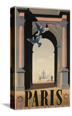 paris-french-travel-poster-arch