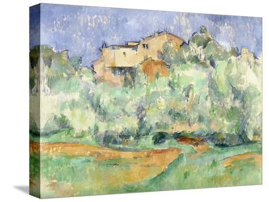 paul-cezanne-house-and-dovecote-at-bellevue-1890