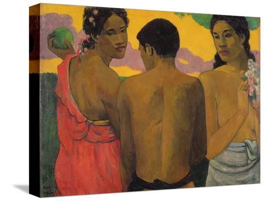 paul-gauguin-three-tahitians-1899