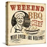 Weekend BBQ Chef
