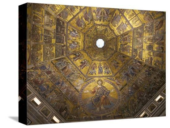 peter-barritt-enthroned-christ-by-coppo-di-marcovaldo-13th-century-mosaics-cupola-ceiling-baptistry-florence