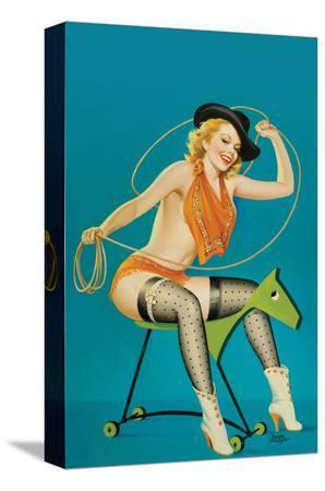 peter-driben-flirt-magazine-roping-the-horse