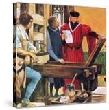 Caxton's Printing Press