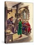 Schools in the Middle Ages