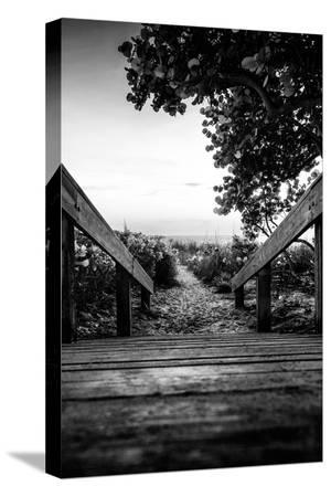 philippe-hugonnard-boardwalk-on-the-beach-at-sunset-florida
