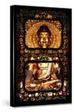 China 10MKm2 Collection - Asian Window - Gold Buddha
