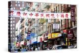 Urban Landscape - Chinatown - Manhattan - New York City - United States