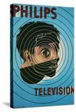 Philips Television Ad  Encircled Eye