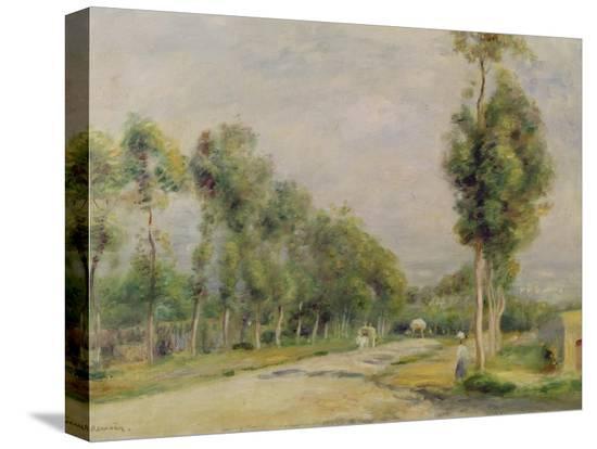pierre-auguste-renoir-rural-road-near-louvecienne-1895