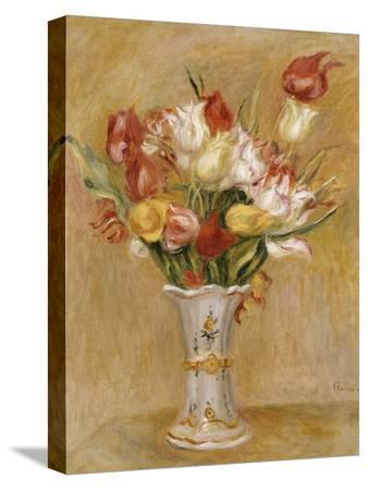 pierre-auguste-renoir-tulips-in-a-white-vase