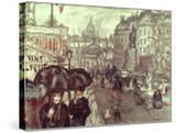 Bonnard: Place Clichy  C1895