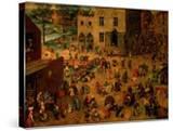 Children's Games (Kinderspiele)  1560