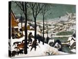 Hunters in the Snow (Winte)  1565