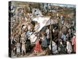 The Adoration of the Kings  C1556-1562