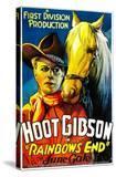 Rainbow's End  Hoot Gibson  1935