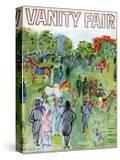 Vanity Fair Cover - August 1934