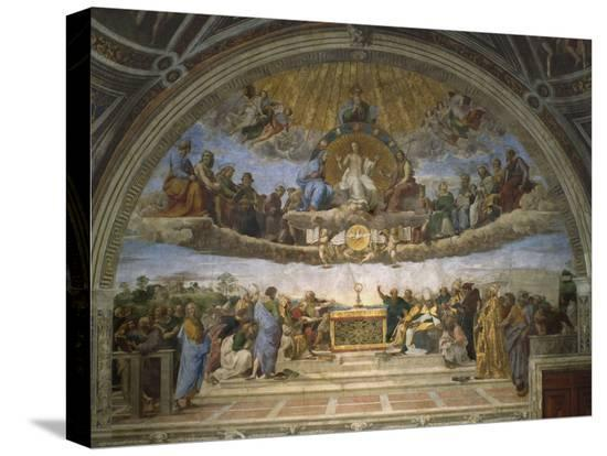 raphael-the-disputation-of-the-holy-sacrament-from-the-stanza-della-segnatura-1509-10