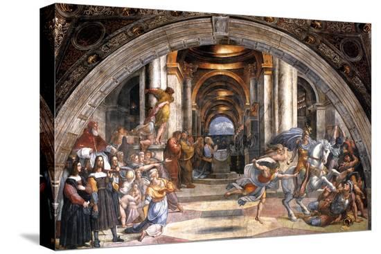 raphael-the-expulsion-of-heliodorus-1511-1512
