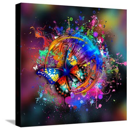 reznik-val-butterfly-multicolor