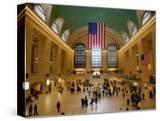Interior of Grand Central Terminus