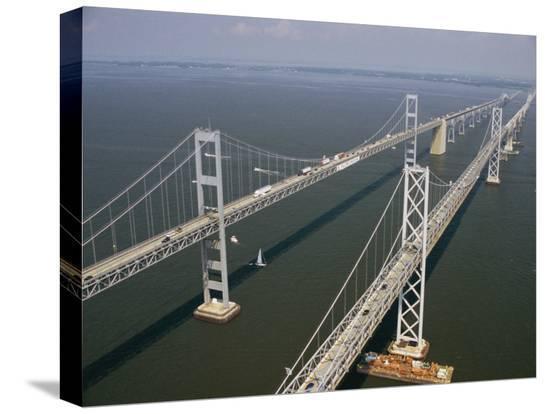 richard-nowitz-an-aerial-view-of-the-chesapeake-bay-bridge