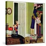 """Hiding the Presents""  December 7  1957"
