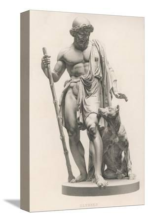 robert-brown-odysseus-is-recognised-by-his-dog-argos