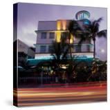 Art Deco Architecture  South Beach  Miami  Florida
