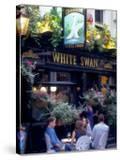 Outdoor Cafe  London  England