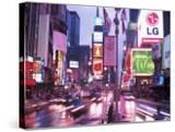Times Square at Night  NYC  NY