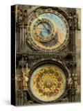 The Astronomical Clock  Prague  Czech Republic