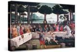 The Banquet in the Pine Forest  1482-1483