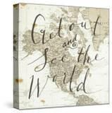 Get Out and See the World Square