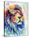 Multicolour Lion