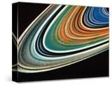 Saturn's Rings  Close-Up