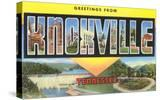 Scenes of Knoxville  Tennessee